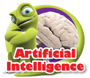 Artiificial Intelligence logo