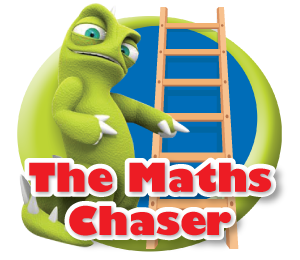 The Maths Chaser logo